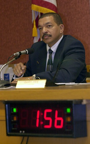 Randolph Ward, as state administrator in 2004