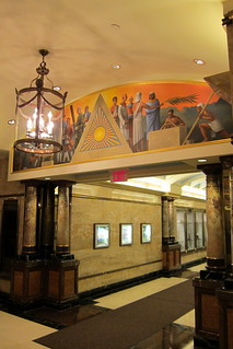NYC: Masonic Hall - Lobby