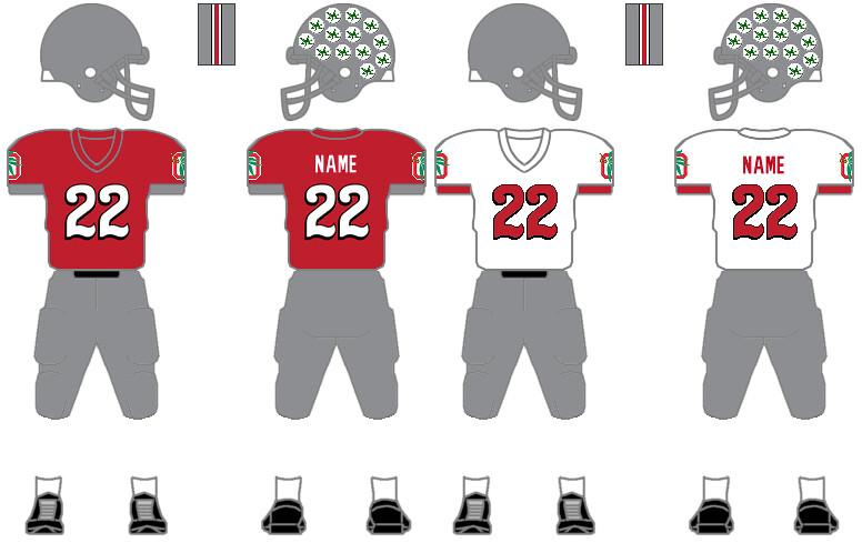 Printable Michigan Wolverines Coloring Sheet College Football