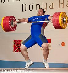 Salimikordasiabi Behdad IRI  +105kg