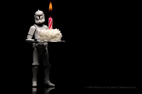 294/365   Birthday Greetings