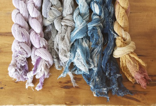 new natural dyed items in the shop soon