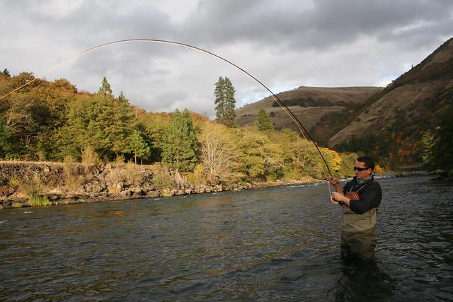 Klickitat river fishing report the caddis fly oregon for Klickitat river fishing report