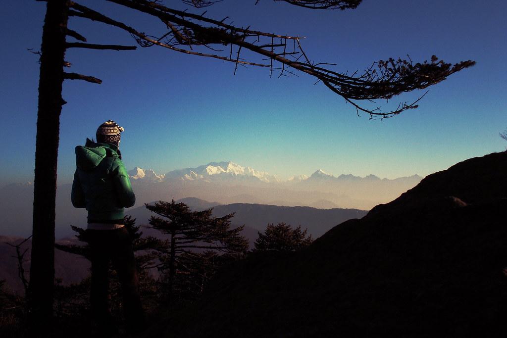 Himalaya #3 - Sandakphu / Kangchenjunga (8586m)