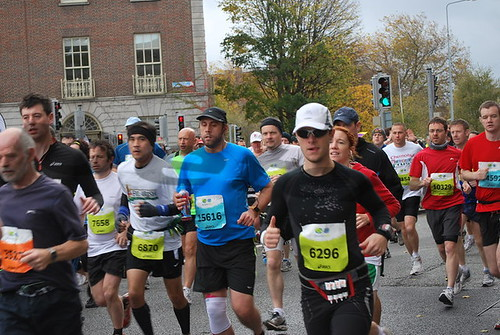 MARATHONS IN OCTOBER
