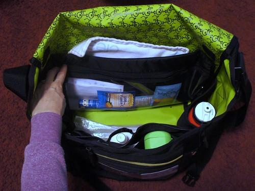 Bag open 3