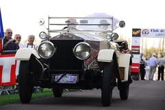 1914 ROLLS-ROYCE Silver-Ghost Alpine-Eagle