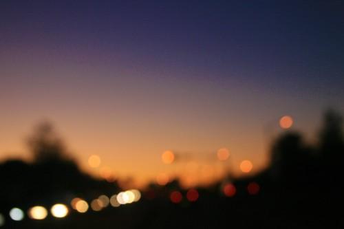 107.365 :: evening glow