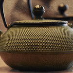 Cast-Iron Teapot