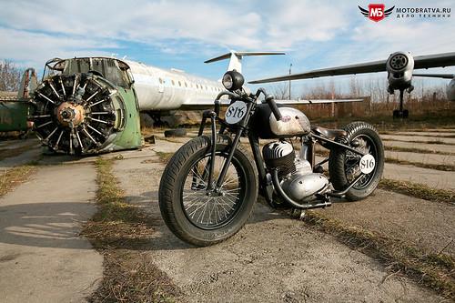 Jawa 250 typ 559 bobber «bob 816»