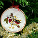 Clockwork Robin Steampunk Christmas Decoration
