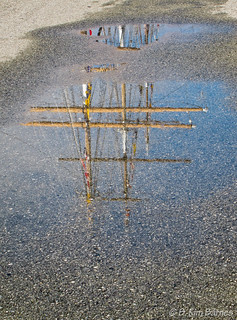 Balclutha reflection