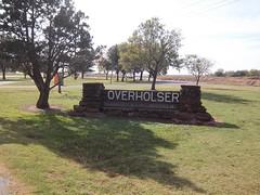 Lake Overholser, Oklahoma City, Oklahoma
