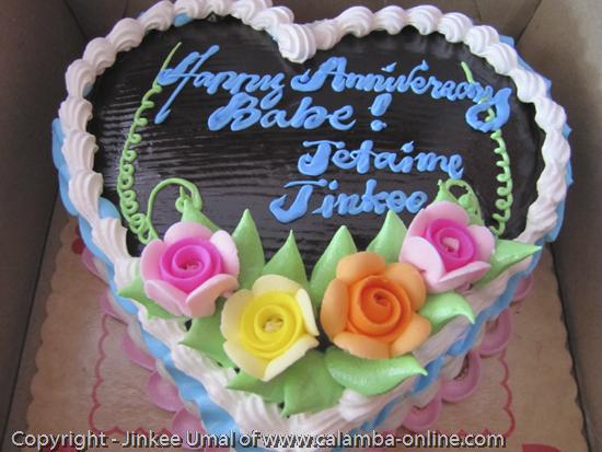 Mernel's Cake