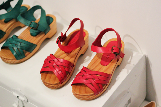 vanessa bruno children's shoes  la redoute ss12