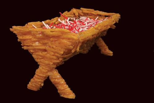 fast food christmas