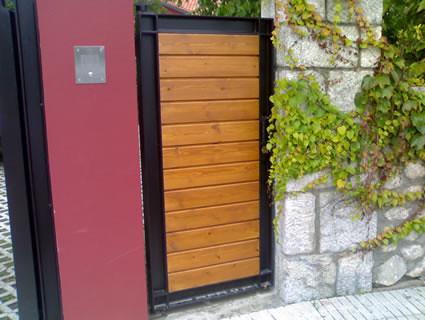 Puertas y automatismos guadam a instalaci n y for Automatismos para puertas