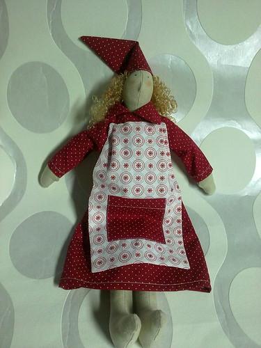 Soneca Tilda by ♥Linhas Arrojadas Atelier de costura♥Sonyaxana