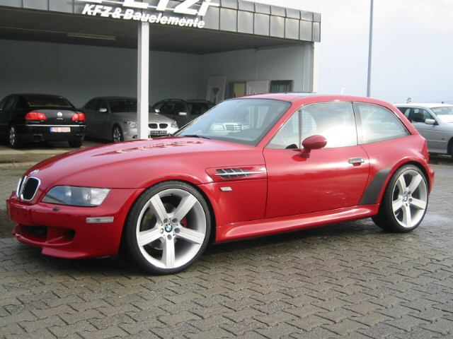 S50B32 M Coupe | Imola Red | Black | E90 3 Series Style 199 Wheels