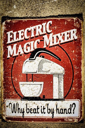 The Magic Mixer by hbmike2000