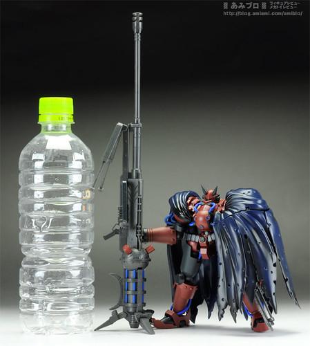 Robot Damashii Gun x Sword Volkein