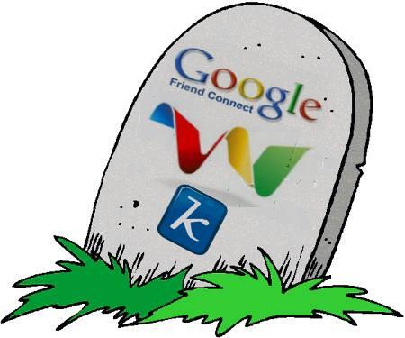 Google Services Grave