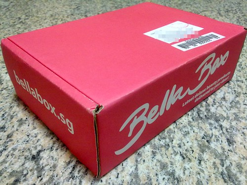 Bellabox outer packaging