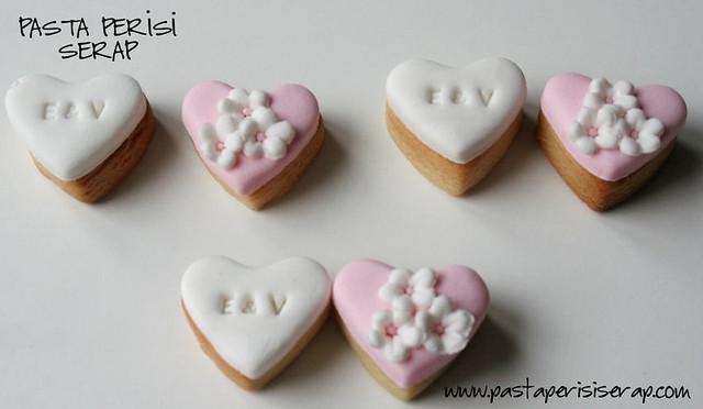 Nişan Şekeri -Kavanoz kurabiye