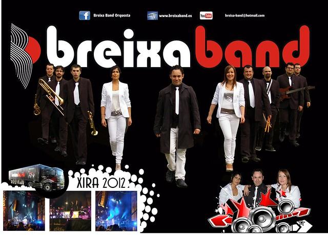 breixa band- xira 2012