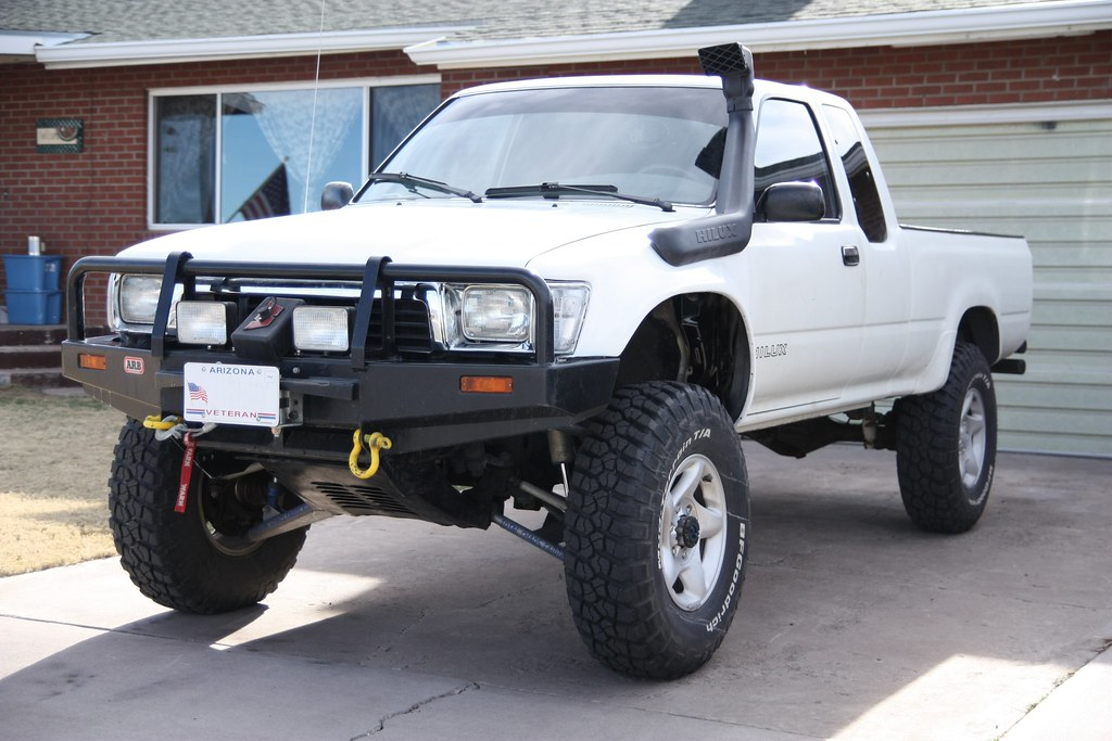 Show Us Your Toyota Runner Tacoma Or Truck Page - 4runner truck