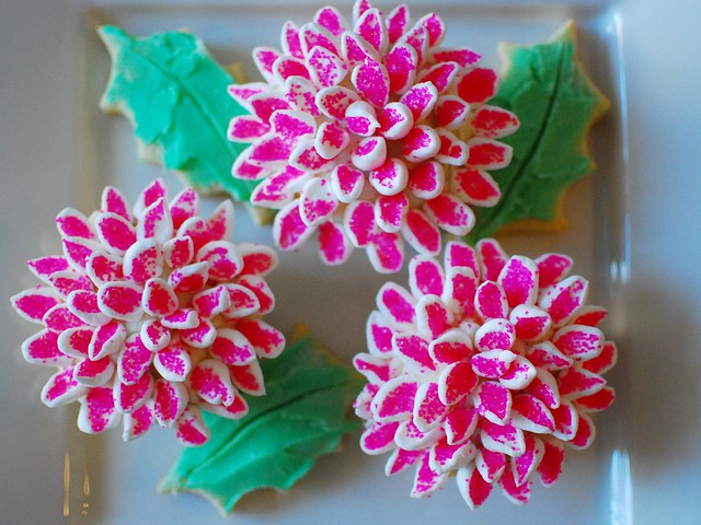 Flower Cupcake Decorations