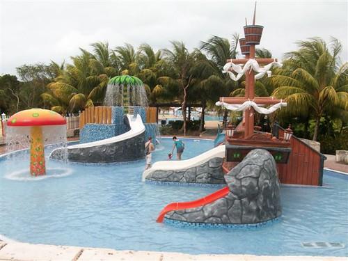 Water Park In Iberostar Ensenachos