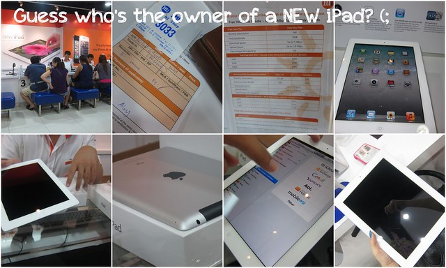 iPad 3 - 24th March 2012