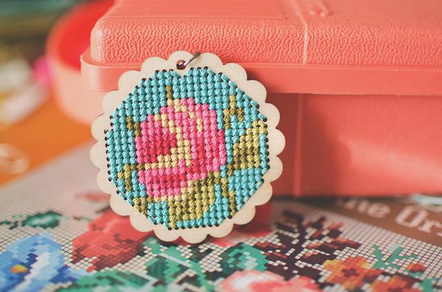 cross-stitch « GOODKNITS // a knitting & crochet blog