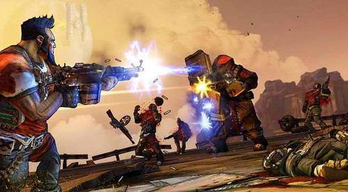 Borderlands 2 Tech Demo Shows Off New Physics Engine