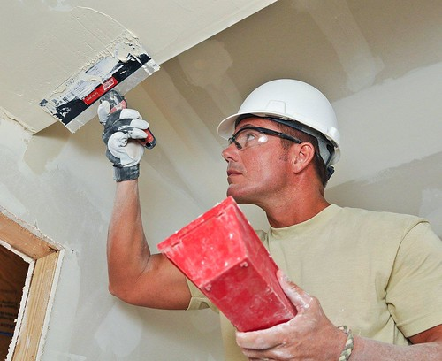 Plastering Drywall