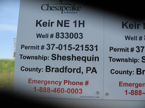 permit chesapeakeenergy chesapeakekeir