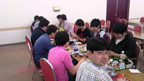 GPC Hiroshima #11 : Hall