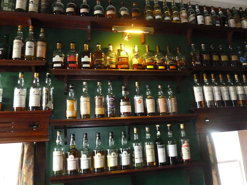 Old and Rare Whiskies at Quaich Bar