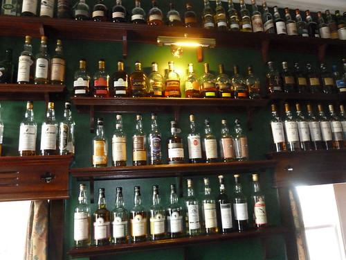 Old and Rare Whiskies at Quaich Bar