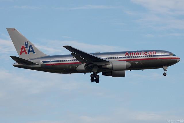 N322AA - Boeing 767-200, American Airlines | Flickr ...