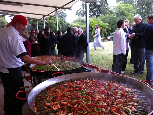 Meat, Seafood and Vegetarian Paellas