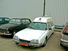 Citro�n CX 2500 D Break, 1979, Amsterdam, Nieuwe Hemweg, 09-2010