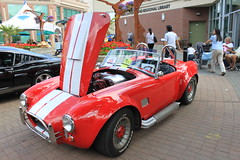 auto show(0.0), race car(1.0), automobile(1.0), vehicle(1.0), automotive design(1.0), antique car(1.0), classic car(1.0), vintage car(1.0), land vehicle(1.0), ac cobra(1.0), supercar(1.0), sports car(1.0),
