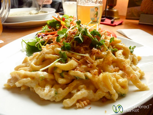 Cheese Spätzle in Berlin