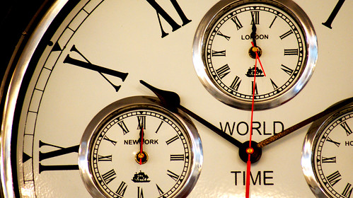 'World time' by Matisses