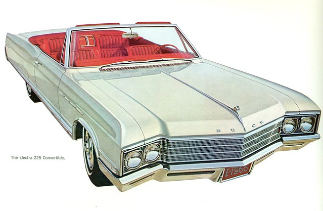 1966 Buick Electra 225 Convertible