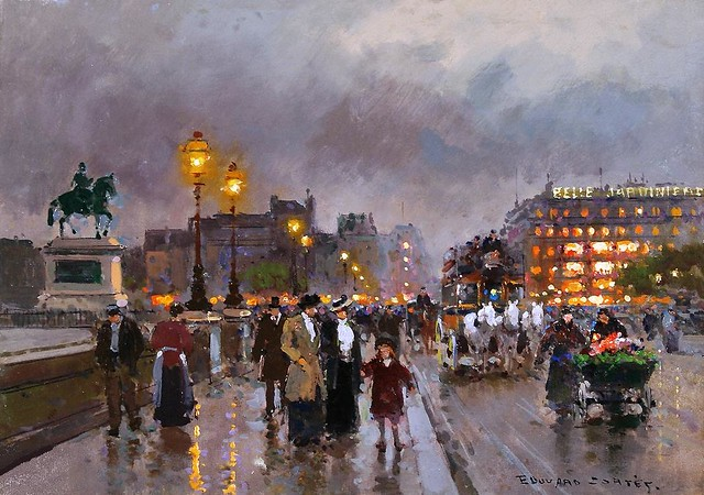 Edouard Leon Cortes pont_neuf