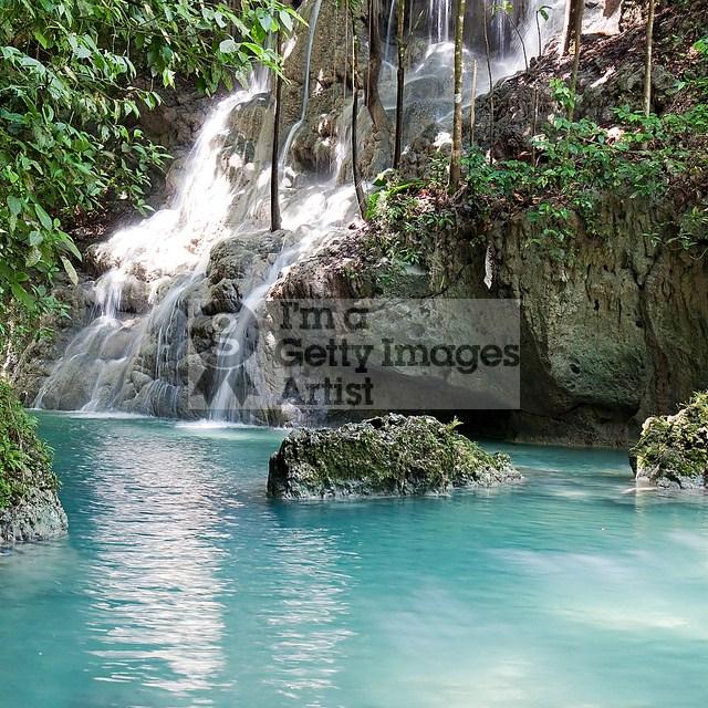 Somerset Falls in Portland - Jamaica