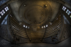 Abandoned auditorium B